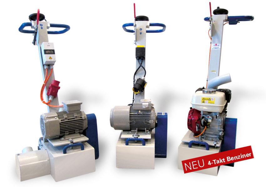 Manz-balduf l Bodenfräsmaschinen